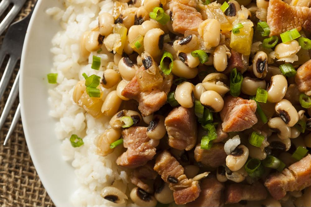 Considering some of these popular New Year's dishes from around the world.