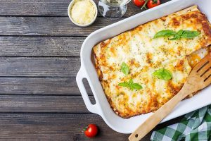 Lasagna is a culinary canvas that allows for a wide variety of different approaches.