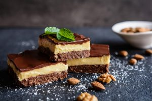 Nanaimo bars are a Canadian classic that very well may deserve a home on your menu.
