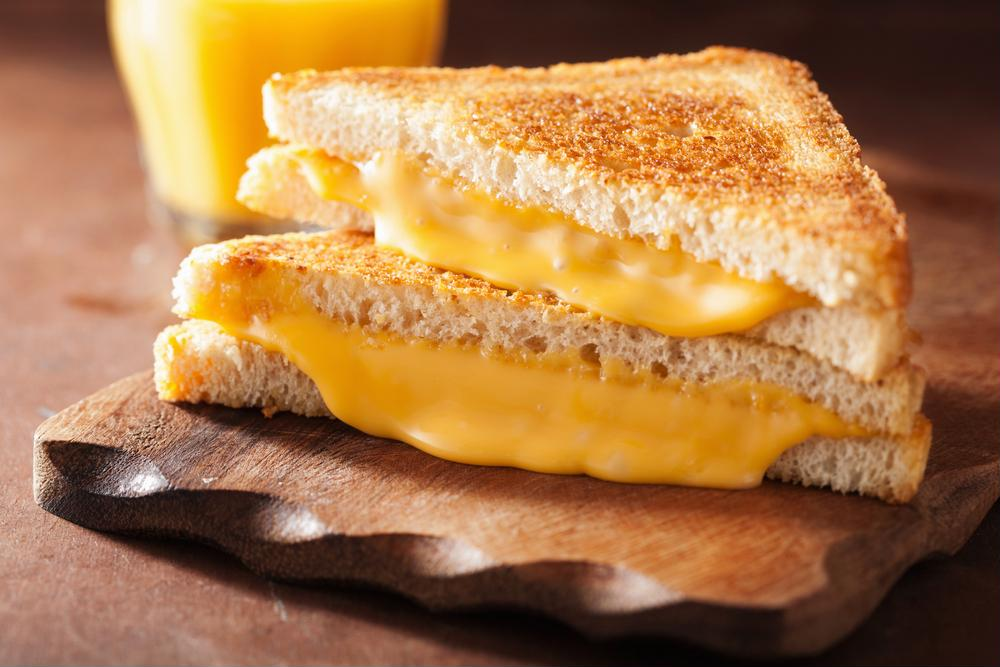 Is the sun setting on American cheese?