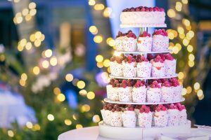 Non-cake wedding cakes are on the guest list this year.