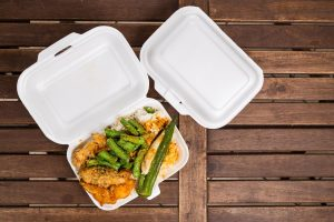 Although effective and cheap, foam containers pose a number of environmental problems.