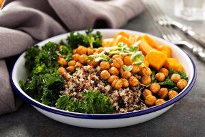 Veganism is becoming increasingly popular.