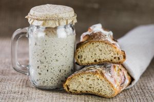 You don't have to let your sourdough discard go to waste.