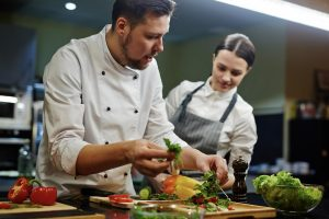 Online culinary schools offer plenty of opportunities to develop a valuable professional network.