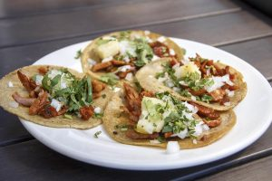 Truly great tacos stand out from the crowd.