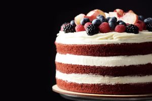 A well-executed layer cake can attract a wide range of customers.