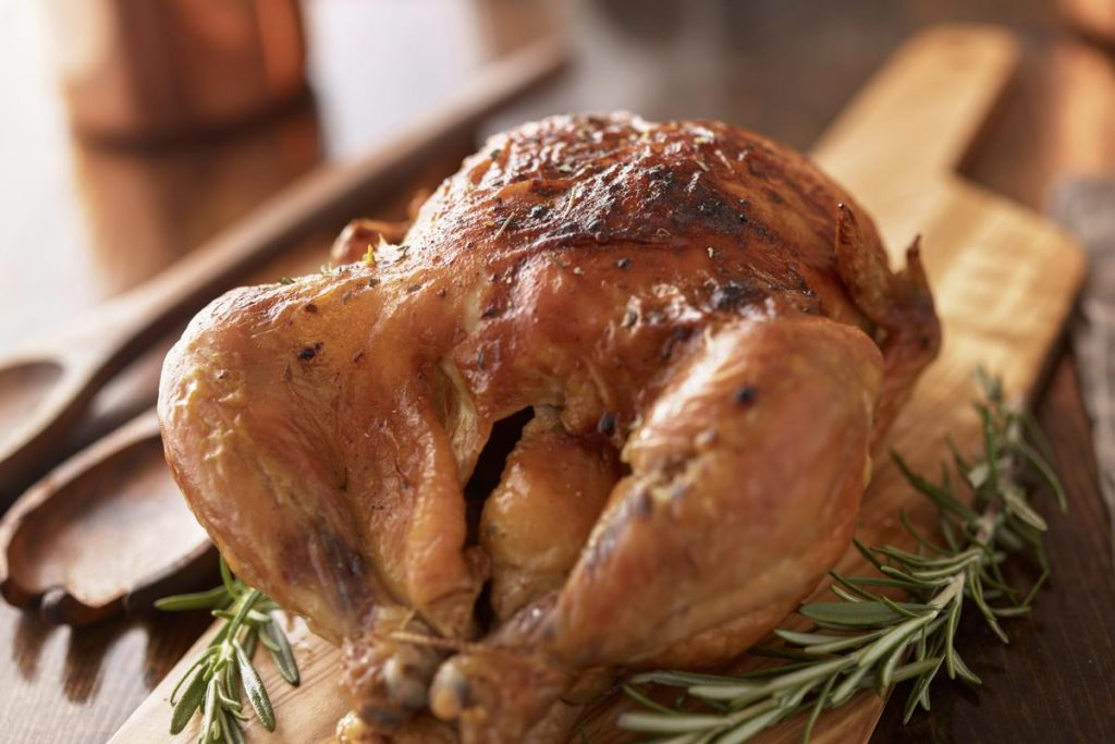 Rotisserie chickens have an important place on the menu of countless restaurants.