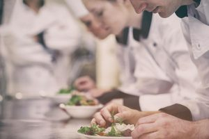 Entering the culinary job market is an exciting time for aspiring food-service professionals.