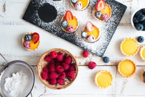 Fresh fruit is a great way to improve health-to-taste ratio.